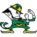Notre Dame Fighting Irish American Football Team Logo