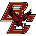 Boston College Eagles American Football Team Logo