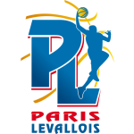 Levallois Basketball Team Logo