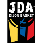 Dijon Basketball Team Logo