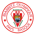 Biarritz Olympique Rugby Union Team Logo